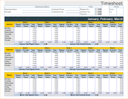 Timesheets Xls Excel Timesheet Template With Formulas My Spreadsheet Templates