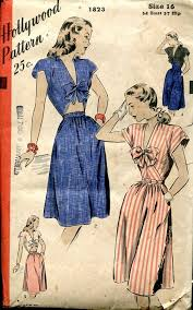 Vintage Patterns Wiki Magnificent 48 Best Sew Fabulous Images On Pinterest Vintage Fashion
