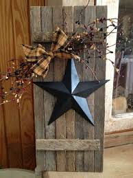 rustic star decor interior lighting design ideas