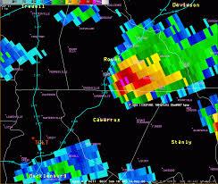 terminal doppler weather radar (tdwr) charlotte nc