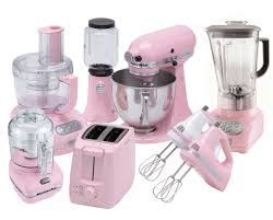 Pink Small Kitchen Appliances Kitchenaids 1000 Cooks For The Cure Event A Busy At Home
