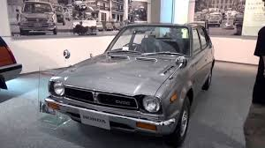 Honda Civic CVCC/Honda Collection Hall - YouTube