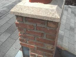 Masonry Chimney Damage  Repair Spalled Bricks  More - Exterior brick repair