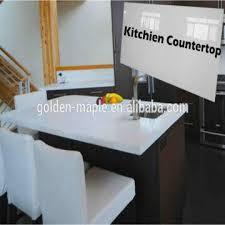 china 1 decorative white kitchen countertop slab 2 crystallized stone 3 artificial stone 4 pure white