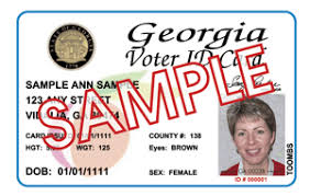 The Id Of County Walker Board Elections Photo Registration And