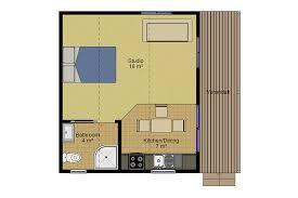 Cottage 1 Floorplan