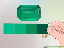 How To Know Your Emeralds Value Evaluating Clarity Color