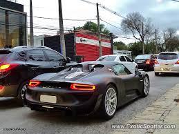 918 spyder matte black. porsche 918 spyder matte black sao paulo brazil 2 image