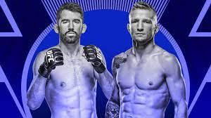 UFC Fight Night takeaways -- TJ ...