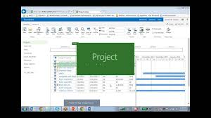 Training On Microsoft Project Professional 2013 For Project