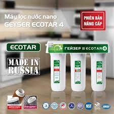 Máy lọc nước Geyser Ecotar 4 tại Hải Phòng chính hãng 100%