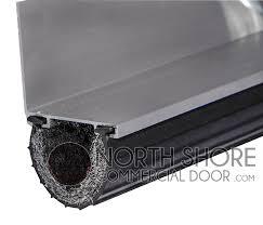 perfect garage door seals best of widsor p bulb garage door bottom weather seal sold by
