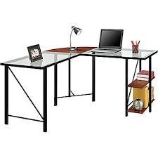 office desks staples. altra furniture aden corner glass computer desk office desks staples i