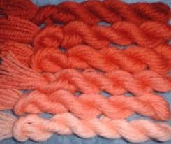 Details About Paternayan Wool 3ply Persian Yarn Needlepoint Crewel 860 Copper Assortment