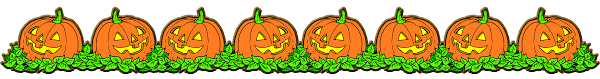 Image result for pumpkin clip art banner free