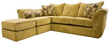 don t let your show off sectional dwarf the area rug