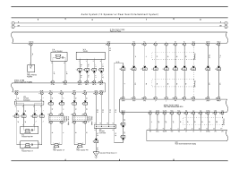 repair guides overall electrical wiring diagram 2005 overall audio system 2005