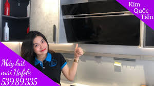 KIMQUOCTIEN.COM I Review máy hút mùi gắn tường Hafele HH-WVG90B 539.89.335  - YouTube