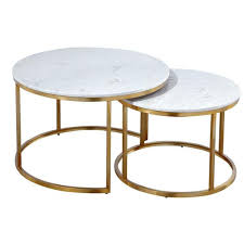 I set up my camera to record, without double checking the settings diy faux marble coffee table. Boyel Living 2 Piece 36 In Gold White Medium Round Marble Coffee Table Set With Nesting Tables Wf M Ct 1314c D The Home Depot