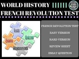 the best french revolution year ideas cork tree  french revolution test and quizzes