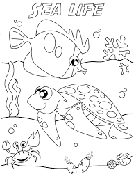 Small Picture To Download Under The Sea Coloring Page 66 On To Download with