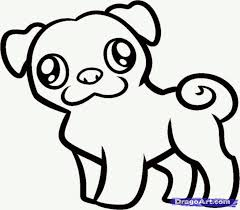 Small Picture Coloring Pages For Pictures Of Photo Albums Pug Coloring Pages at