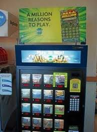 Lottery Ticket Vending Machine Delectable Newest Pennsylvania Lottery Scratchoff Game Costs 48 News