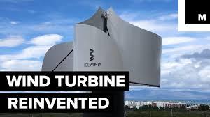 Innovation In Wind Turbine Design Innovative Wind Turbine With Sideways Blades