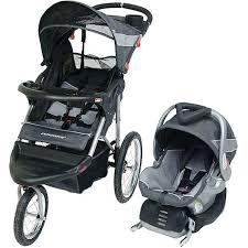 Baby Trend - Grey Mist Jogger Baby Travel System: Strollers ...