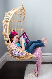 hanging chairs for girls bedrooms. Rattan Hanging Chair - Girls Bedroom Chairs For Bedrooms G