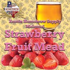 ahs melomel strawberry fruit mead