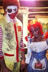 Delightful Couples Halloween Costumes U0026 Outfit Zombie Couple Costume, Scary Couples  Halloween Costumes, Zombie Costumes