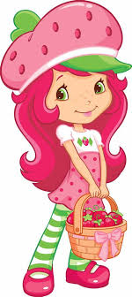strawberry shortcake wallpapers