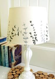 painting lamp shades with acrylic paint image result for painted lampshades painting lamp shades