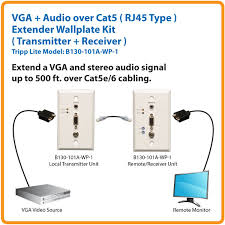vga cat5 wiring diagram vga image wiring diagram cat5e to vga wiring diagram wiring diagram schematics on vga cat5 wiring diagram