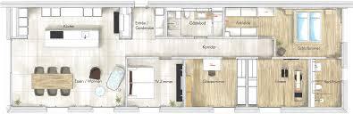 Bad Ankleide Schlafzimmer Grundriss Stadtvillen Setros Architektur