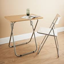fold away table and chairs set. large folding table fold away and chairs set l
