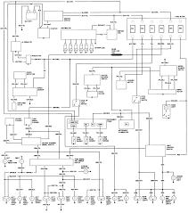 92 toyota truck wiring schematic wiring diagram