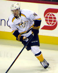 beck during his tenure with the predators