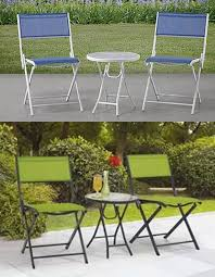 charming folding outdoor bistro set patio clearance deals bistro set as low as 3500 more
