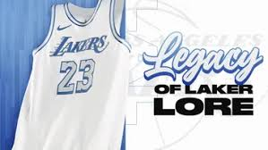 Jersey basket nba swingman revo revo30 kaos gametime baju atasan la lakers lebron james kuning city. Grading The Nba City Edition Uniforms Part 3 Belly Up Sports