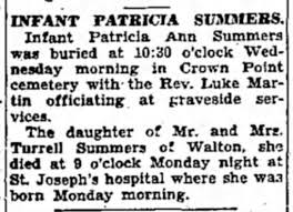 Obituary for Patricia Ann Summers - Newspapers.com