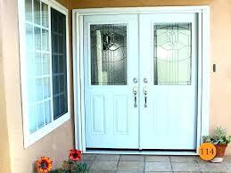 white double front door. Double Front Door White Doors With Design Ideas Gallery Glass