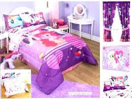 my little pony bedroom bed comforter set twin bedding crib com queen