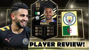 5* SM! 🔥 (86) INFORM (IF) MAHREZ PLAYER REVIEW! (TOTW MAHREZ) - FIFA 21 -  YouTube