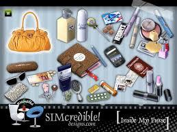 inside my purse