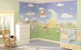 modern winnie the pooh nursery