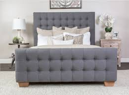 Citylife Armand Tufted Queen Bed