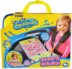 The marbled aqua color is going to let you know that the luggage on the airline corral is yours. Amazon Com Aquadoodle Colour Doodle Bag Travel Water Doodle Mat Official Tomy No Mess Colouring Drawing Game Suitable For Toddlers And Children Boys Girls 18 Months 2 3 4 Year