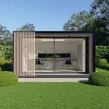 small outdoor office. Eco Pod An Friendly Outdoor Office Designed By Space More Small E